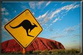 Cliquez pr voyager au pays des kangourous!